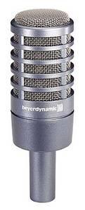 Dynamic Microphone, Large Diaphragm, Hypercardioid