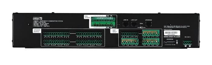 16-Channel Output Zone Expander Slave