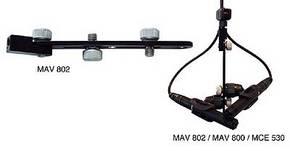 Beyerdynamic MAV802 Mic Holder for Stereo XY or ORTF Set-up MAV802