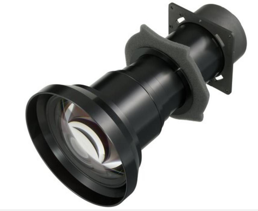 Option Lens for VPL-FE40L/FW41L/FX40L/FX41L Installation Projectors
