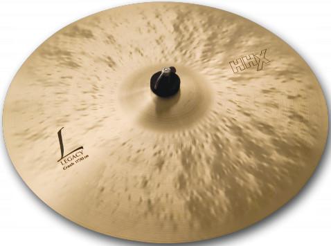 "17"" HHX Legacy Crash Cymbal"