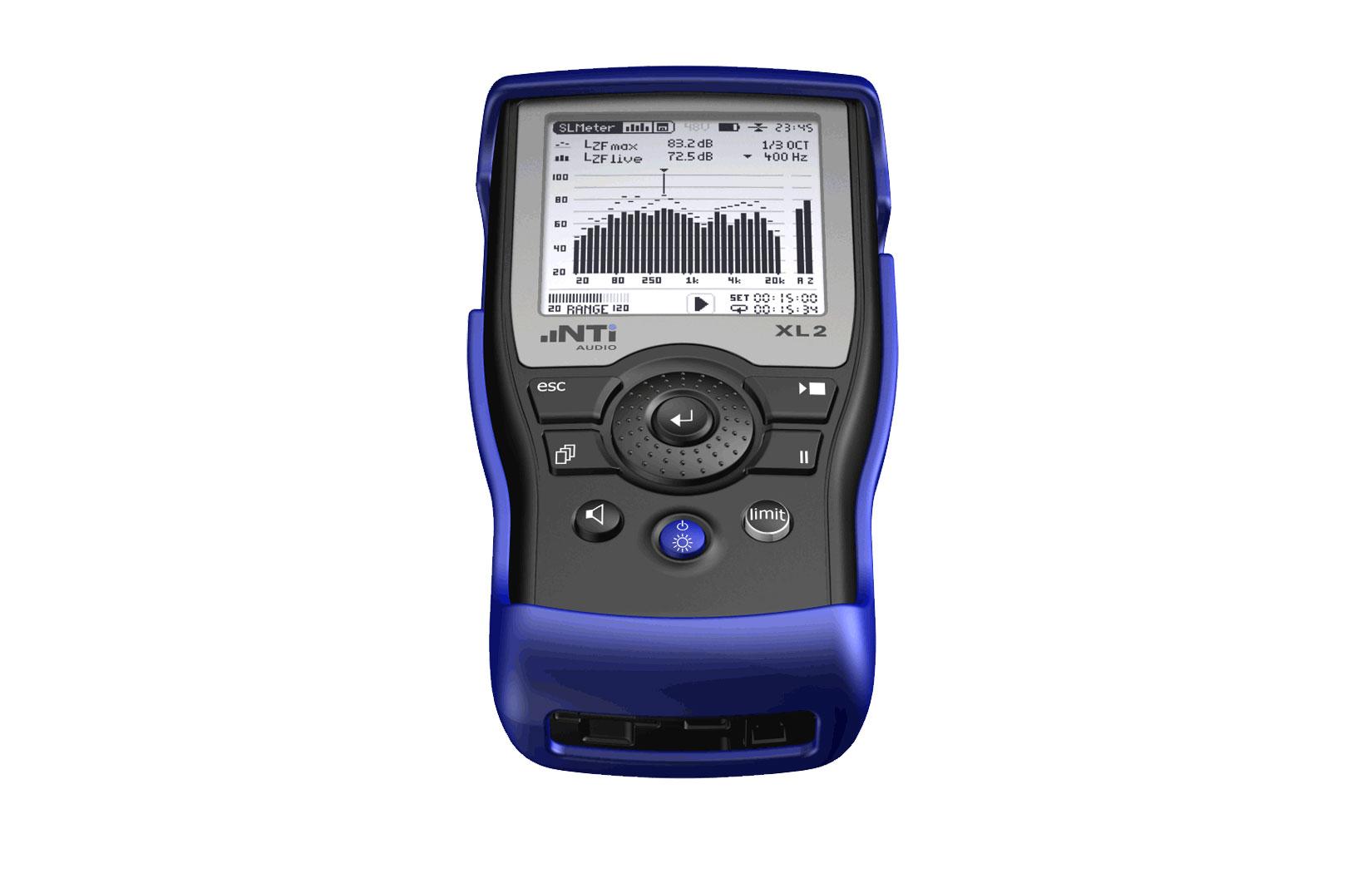 XL2 Analyzer & M4260 Microphone