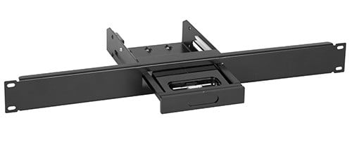 1RU Rack-Mount iPod Docking Station with Charging Power Supply