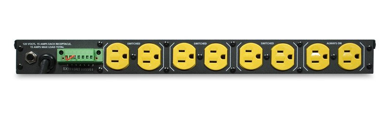 8-Outlet Surge Suppressor and Power Conditioner