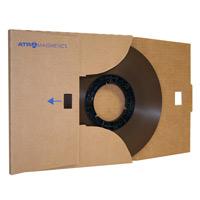 "1/4"" x 2500 ft Tape on 10.5"" NAB Pancake in Eco Pocket Box"