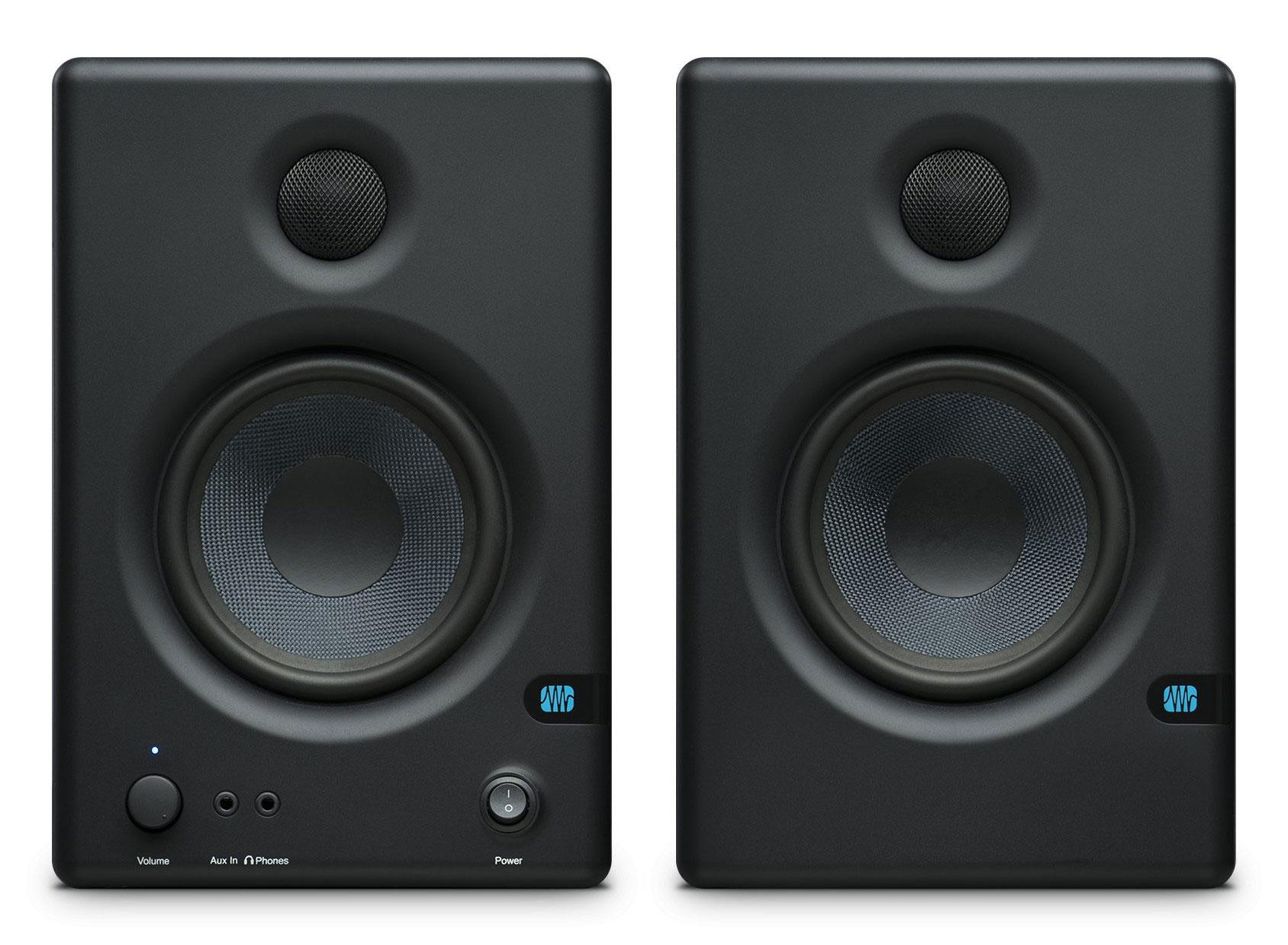 """1 Pair of 4.5"""" 50W Active Studio Monitors"""