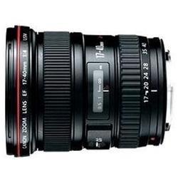 EF 17-40mm f/4L USM Wide Lens