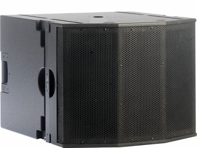 Black Companion Subwoofer for the JFK210 or JFL213