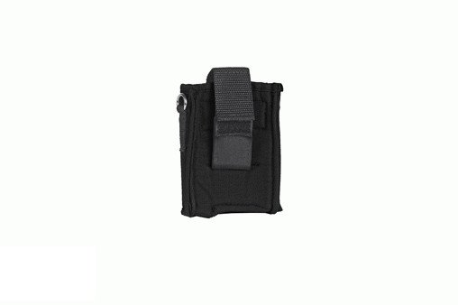 Wireless Microphone Case for Lectrosnic Receiver in Black