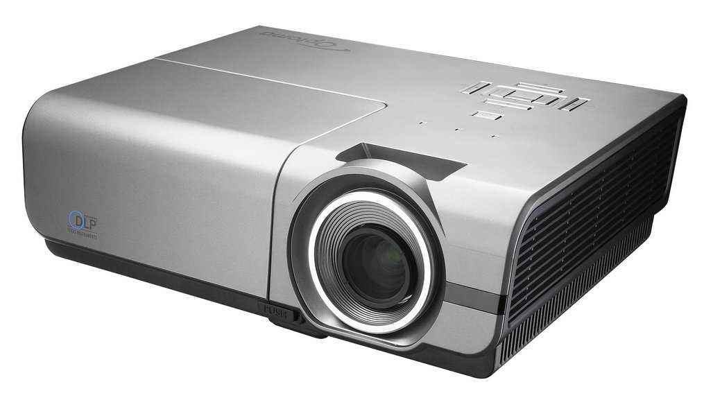 4700 Lumens 1080p HD 3D Projector with Lens
