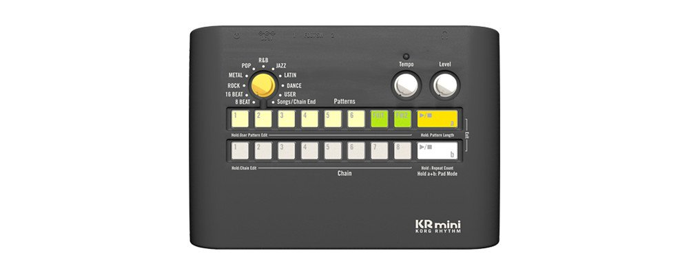 Compact Drum Machine