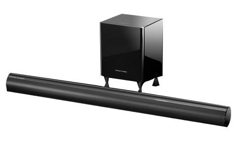 Surround Sound Powered Home Theater Soundbar Speaker System