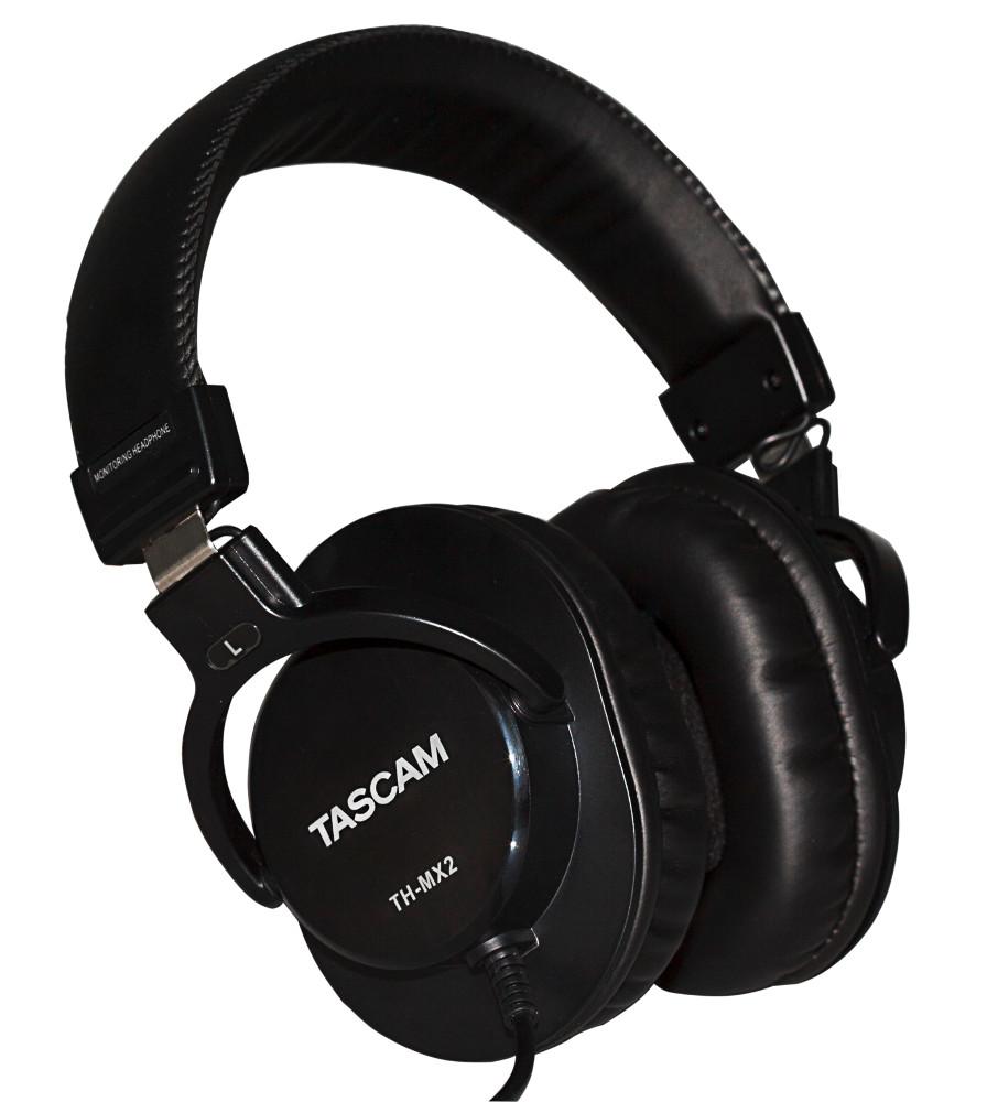 Mixing Headphones in Black