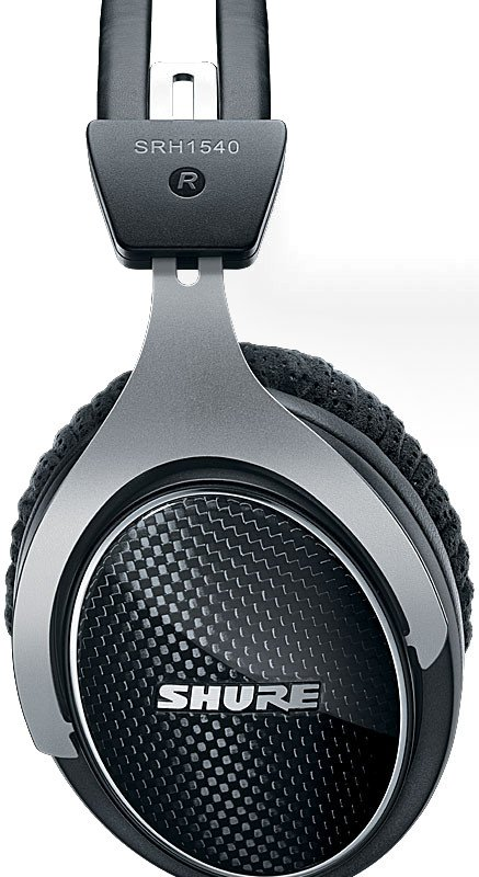 Premium Closed-Back Headphones