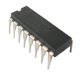 74HC595 Display PCB For C612