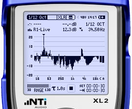 XL2 Spectral Limits Option