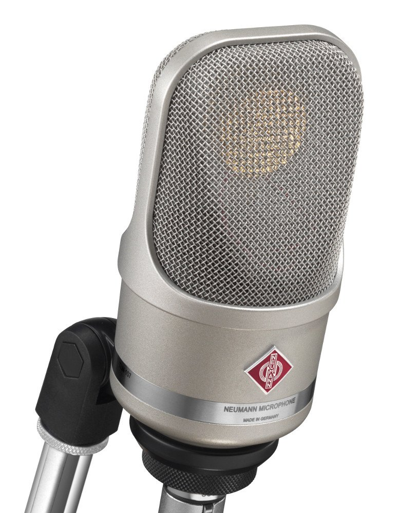 Multi-Pattern Large Diaphragm Condenser Microphone
