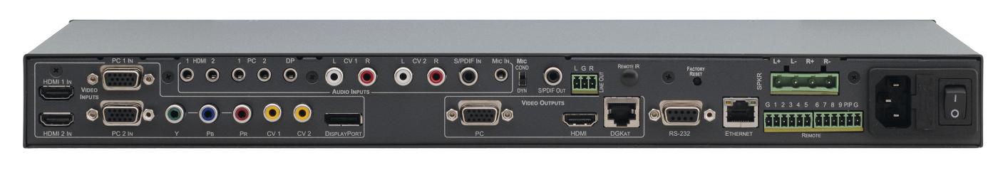 8-Input ProScale Presentation Switcher/Scaler