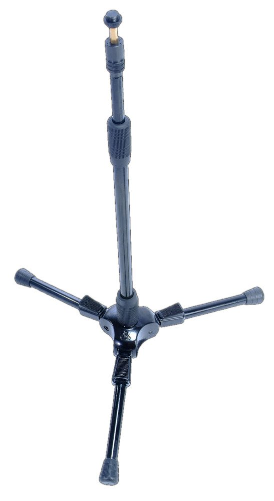Short Articulating Tripod Microphone Stand