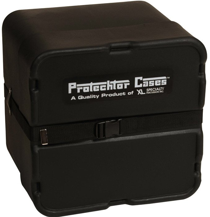 Large Roto-Molded Marching Snare Drum Case by Protechtor