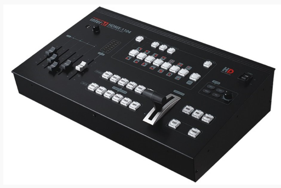 HD Video Special Effects Mixer