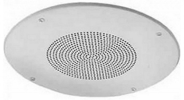 Round Grille with Screw Mount