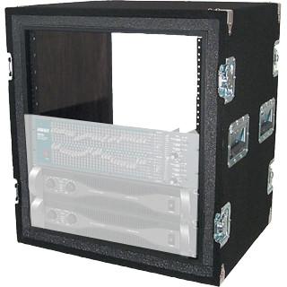 6-RU Carpet Series Shock Rack Case