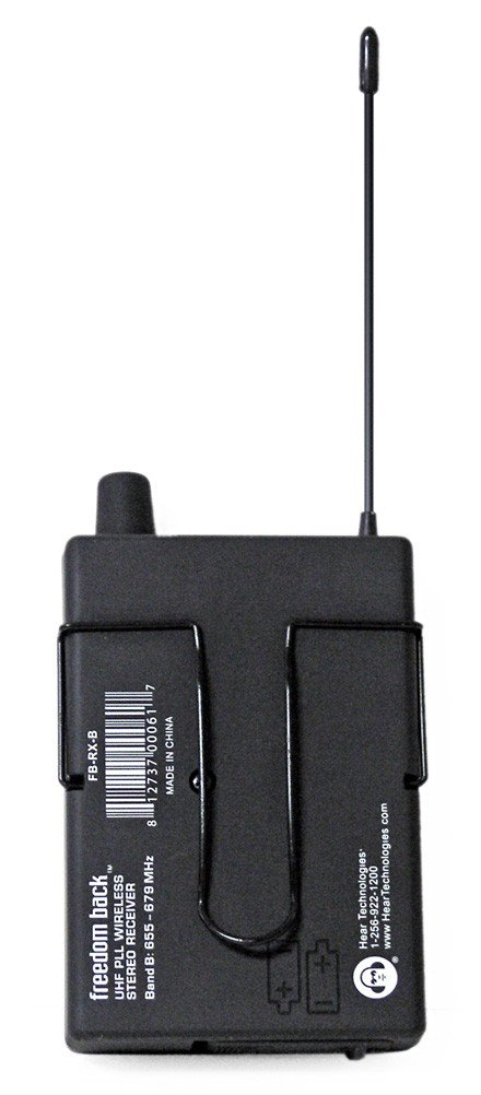 Wireless Stereo In-Ear System