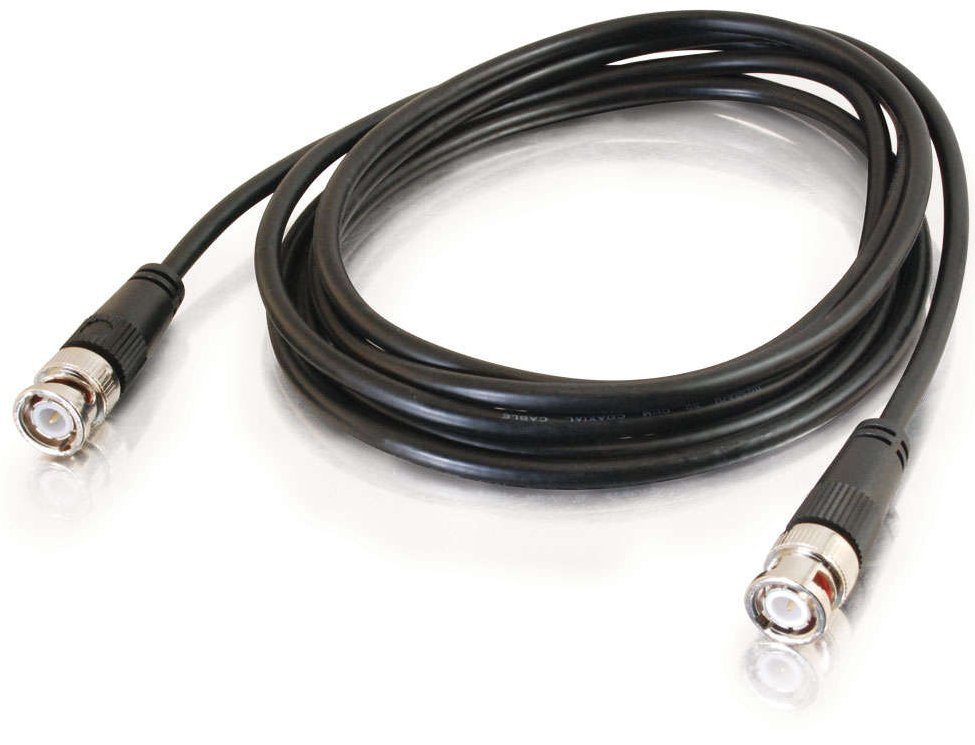 25ft RG58 BNC Thinnet Coax Cable