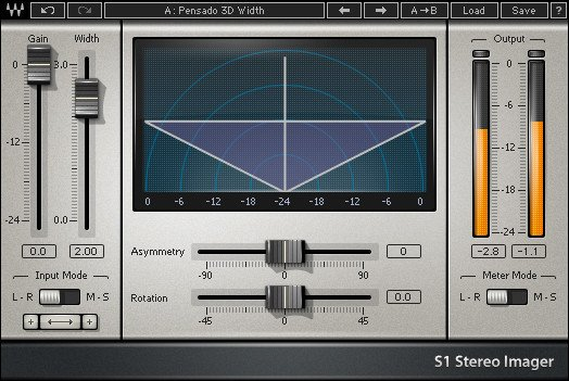 Stereo Imager Plugin