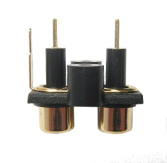 RCA Input Jack For 50KW
