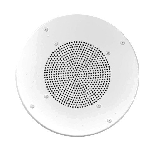 "8"" Aluminum Ceiling Grille in White"