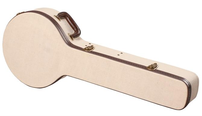 Journeyman Series Hardshell Deluxe Banjo Case