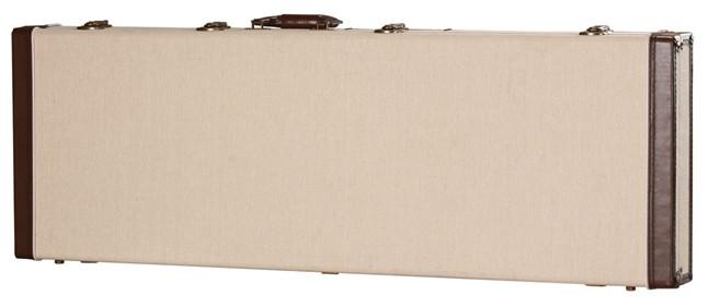 Journeyman Series Deluxe Wooden Bass Case