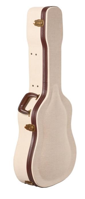 Journeyman Series Deluxe Wooden Resonator Guitar Case