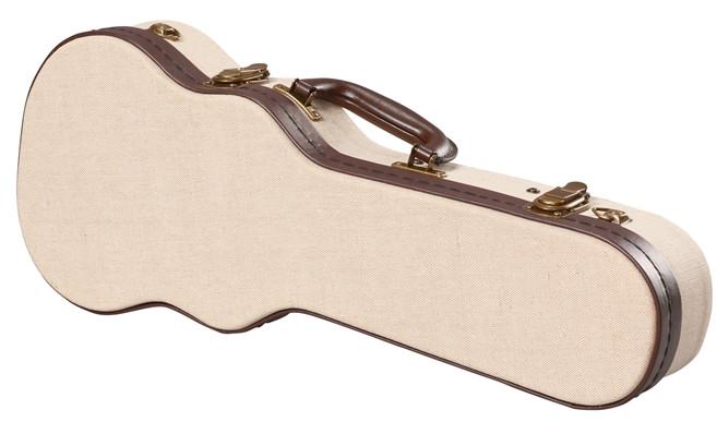 Journeyman Series Deluxe Wooden Soprano Ukulele Case