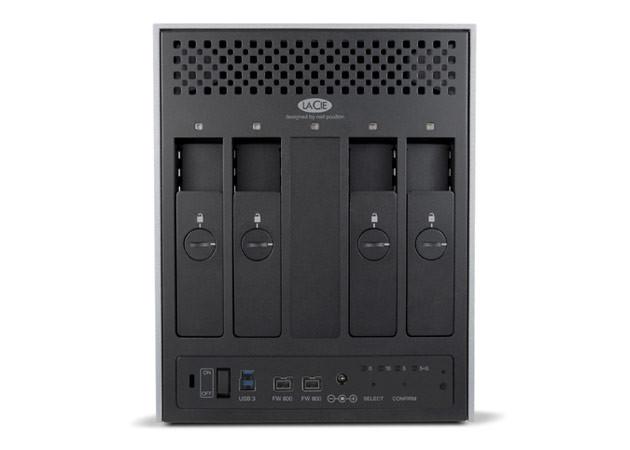 16TB 4Big Quadra USB 3.0 Hard Drive