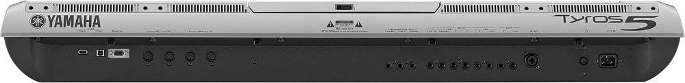 Yamaha Tyros5 61-Key Full-Size Keyboard TYROS5-61