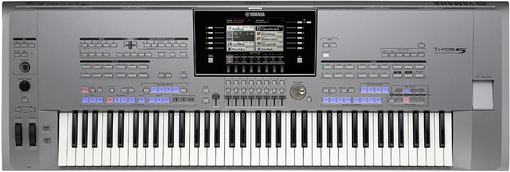 76-Key Full-Size Keyboard