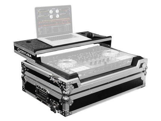 Flight Zone Series Glide-Style Case for Pioneer DDJ-SX