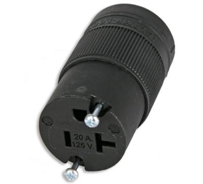 15A Lex-Loc Female Edison Connector