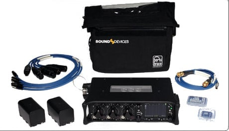 Field Production Mixer Kit