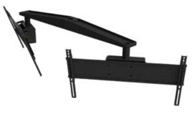 "Dual Display Ceiling Mount for 40-70"" Displays"