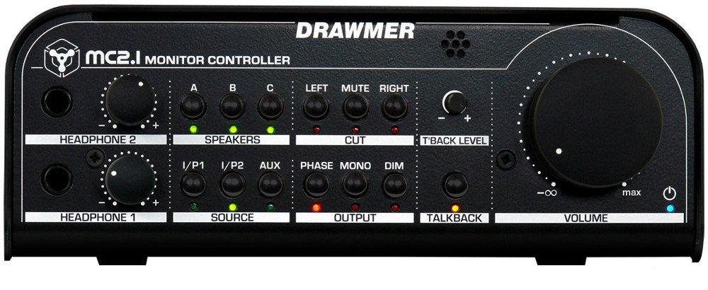 Drawmer MC2.1  Monitor Controller  MC2.1