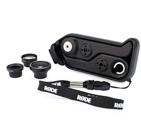 Mount & Lens Kit for the iPhone4/4S