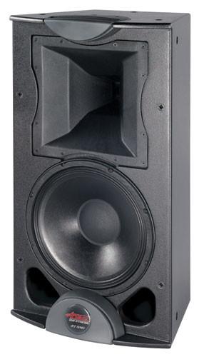"Passive Weatherized 12"" Installation Loudspeaker in Black"