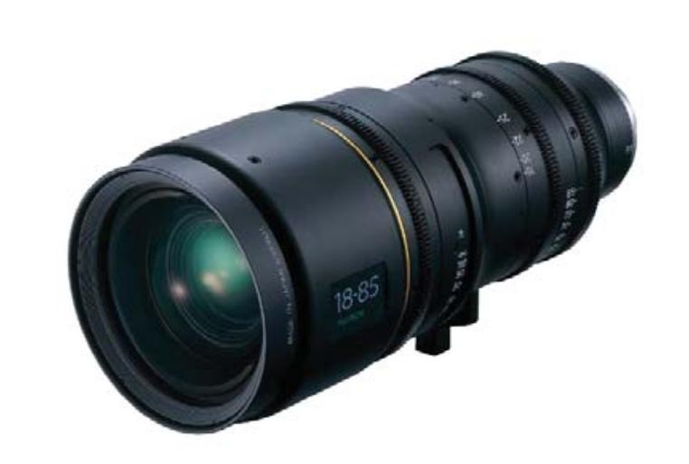 Fujinon Inc HK4.7X18 18-85mm T2.0 Premier PL 4K+ Cine Zoom Lens HK4.7X18