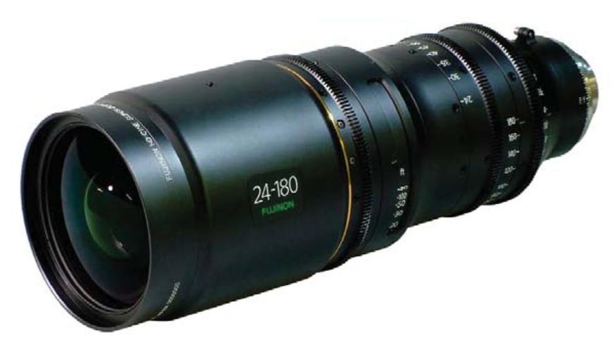 24-180mm T2.6 Premier PL 4K+ Cine Zoom Lens