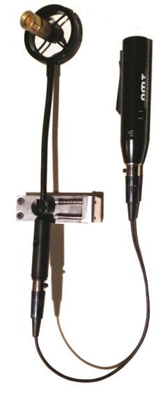 Cello Tail Piece Microphone System