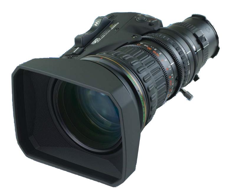 "2/3"" ENG HD Digi Power Zoom Lens"